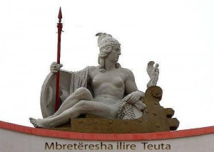 mbreteresha-teuta