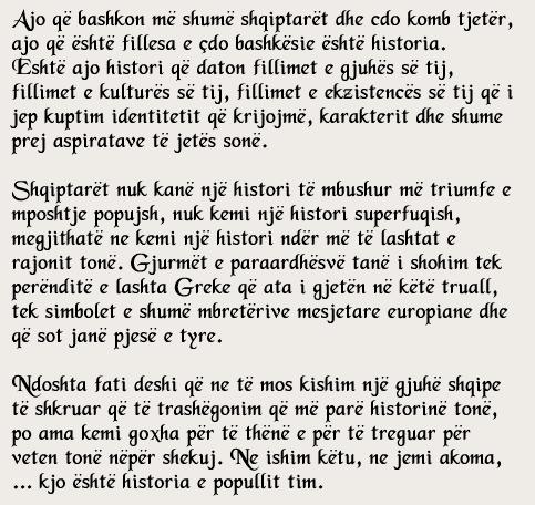 historia_shqiptare