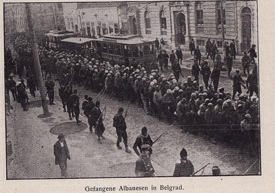 Albanesen-Balkankrieg