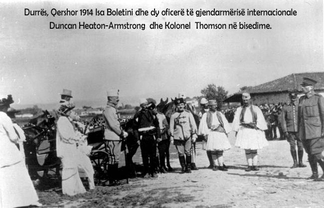 Shqipëria gjatë qeverisjes së Princ Vidit