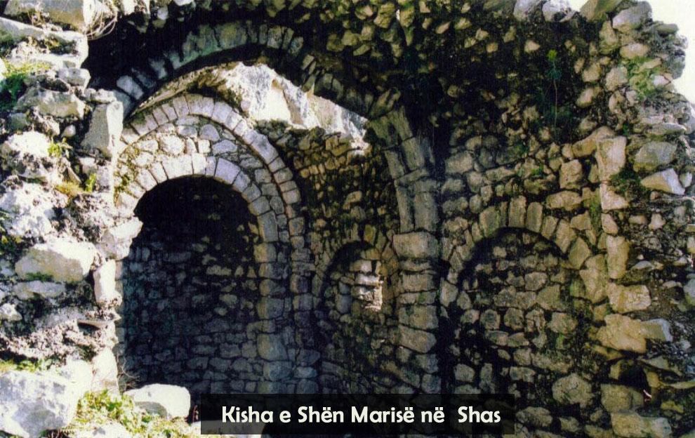 Kisha_e_Shen_Maris_ne_Shas