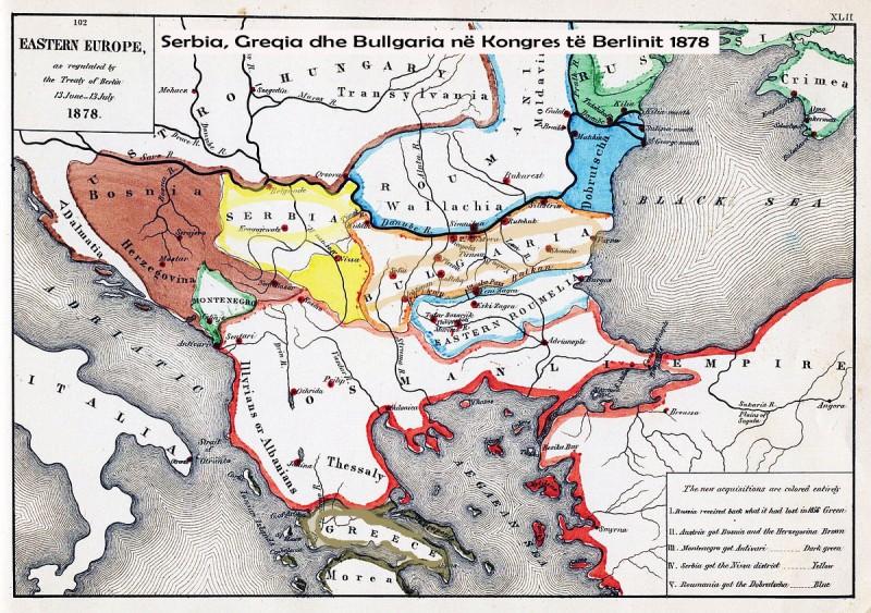 Serbia_graqia_bullgaria_ne_kongres_te_berlinit_1878