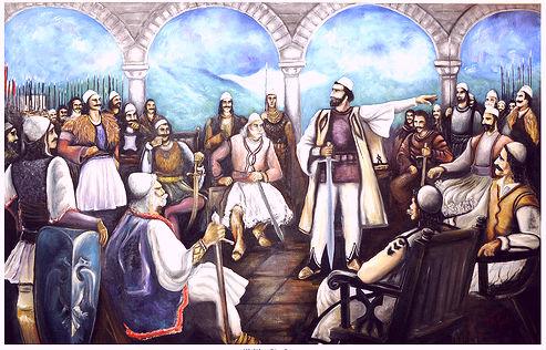 Kuvendi i Lezhës (1444)