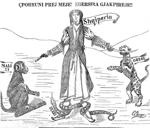 KarikatureShqiperia