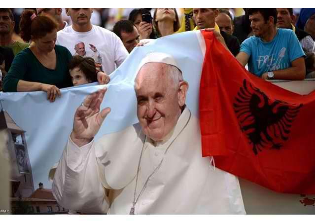 papa-albanija