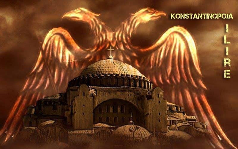 Konstandinopoja_ilire