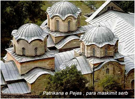 Serbëve iu çjerrim maskën – Patrikana e Pejes është shqiptare